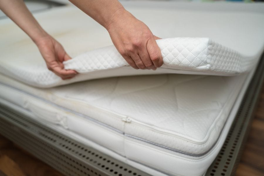 Can You Comfortably Sleep on Just a Mattress Topper?