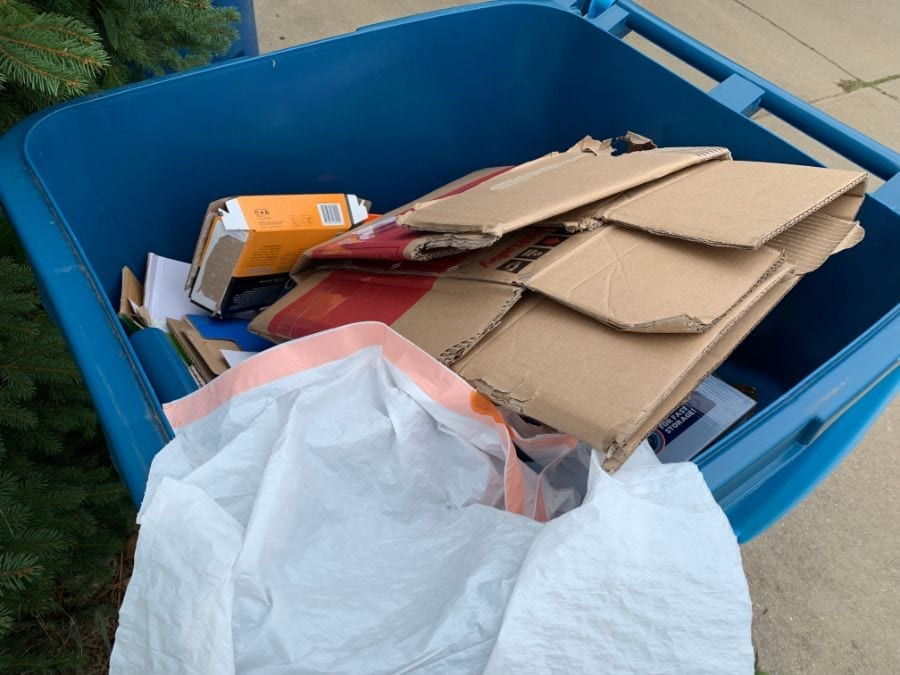 Can You Put Recycling in a Garbage Bag? (And 3 Other Options)