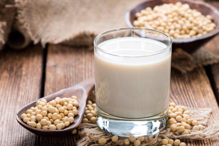 ¿Por qué mi leche de soja es espesa?  (¿Es mala?)