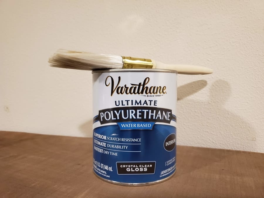 Can You Put Polyurethane Over Paint?